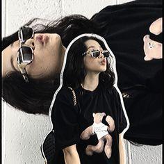 Pop Photos, Girl Photos, Korean Girl Photo, Girl Korea, Ideas For Instagram Photos, Uzzlang Girl, Kim Yerim, Black Pink Kpop, Vintage Cartoon