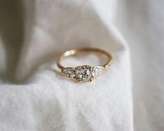 25+ Best Ideas about Vintage Engagement