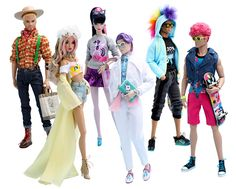 Integrity Toys Shows <3MLP Dolls