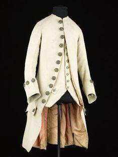 Officer of the infantry, 1740, France