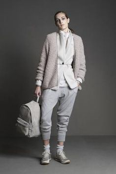 Brunello Cucinelli Fall 2015 Ready-to-Wear Fashion Show: Complete Collection - Style.com