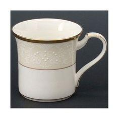 Noritake White Palace 12 oz. Mug (Set of 4)