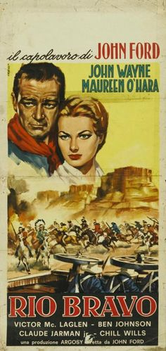 Rio Grande posters for sale online. Buy Rio Grande movie posters from Movie Poster Shop. We're your movie poster source for new releases and vintage movie posters. John Wayne, Rio Grande Film, Westerns, Cinema, Maureen O'hara, John Ford, Original Movie Posters, Western Movies, Film Stills