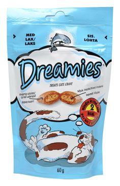 Dreamies kissanherkut
