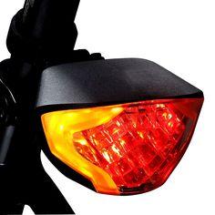 Nouveaux Sets LED Hot extérieure VTT Vélo vélos Lumière Taillight phare GA