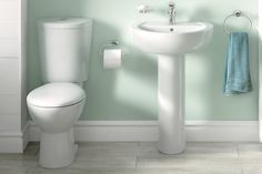 An all-in-one pack from Cooke and Lewis the Alonso has smooth curves and clean lines for a simplistic look that will suit almost any bathroom. Complete Bathrooms, Large Bathrooms, Bathroom Showrooms, Downstairs Toilet, Basin Taps, Alonso, Packing, Cleaning, Shower