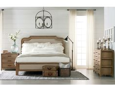 Architectural Stratum Bedroom - Magnolia Home