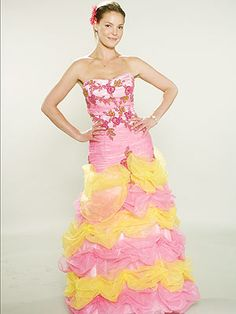 27 Dresses- favorite dress