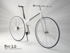 Bike 2.0 concept steals the show at Seoul Cycle Design Competition 2010 - Green Diary - Green Revolution Guide by Dr Prem