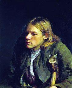 Горбун1. 1881. Илья Ефимович Репин