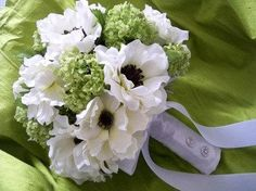 anemones bouquet - Google Search