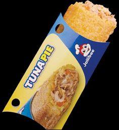 The Tuna Pie Fast Food Items from Around the World - Mandatory