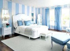 Vorhänge Für Blaue Wände