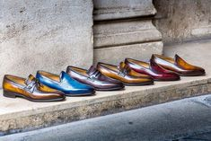 Altan Bottier Artisans Bottiers à Paris Brogues, Loafers Men, Derby, Monk Strap Shoes, Oxford Shoes, Dress Shoes, Lace Up, Mens Fashion, Paris