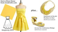 (via Make This Look: Zest is More Dress | The Sew Weekly - Sewing & Vintage Lifestyle)
