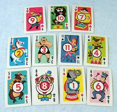 Crazy 8's -  I loved this game.