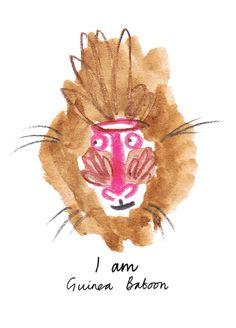 NEW! Klusstr monkeys - Lorna Scobie Illustration