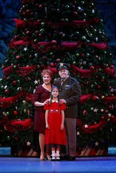 Win 4 tickets to Irving Berlin's White Christmas The Musical at the City Wang Theatre on December 17th