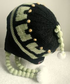 Noiz Anime Gamers Hat with Ear Flaps Tassels from the game DRAMAtical Murder $49.00