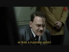 Hitler finds out he's on Youtube (+playlist)