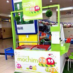 MochiMoo Booth at Metro Indah Mall Bandung, LG FLOOR near Hypermart.