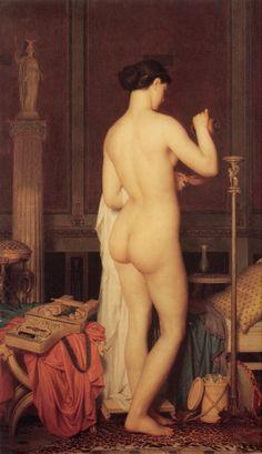 Charles Gleyre, Le Coucher de Sappho, 1867