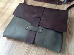 Handmade Leather Bag, Unique and fashion on Etsy, 45,00$