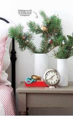 Bedside Christmas