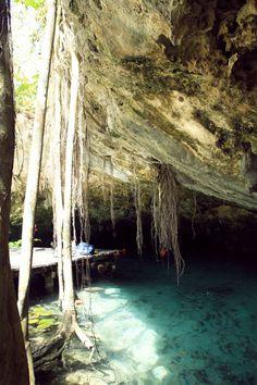 Gran Cenote, Mexico