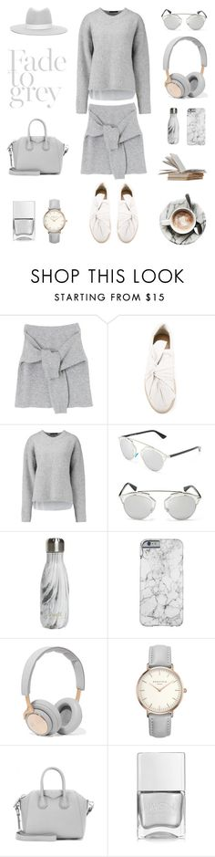 """Unbenannt #701"" by fashionlandscape ❤ liked on Polyvore featuring Ports 1961, TIBI, Christian Dior, S'well, B&O Play, Givenchy, Nails Inc. and Janessa Leone"