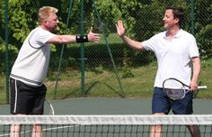 El descenso a los infiernos de Boris Becker.