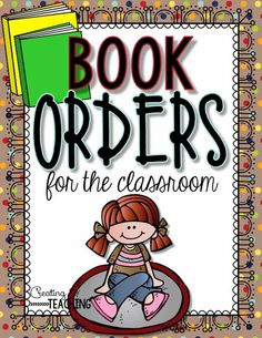 FREE forms to attach to your scholastic book order