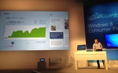 Windows 8 coming out this October