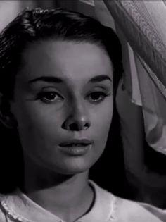 Audrey Hepburn as Princess Ann Roman Holiday (1953)