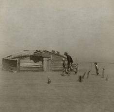 The Dust Bowl, also known as the Dirty Thirties, was a period of severe dust storms that greatly damaged the ecology and agriculture of the U.S. and Canadian prairies during the 1930s; severe drought and a failure to apply dryland farming methods to prevent wind erosion (the Aeolian processes) caused the phenomenon.