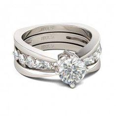 Unique Wedding Ring Enhancers, Interchangeable Ring Sets For Sale On Jeulia.com