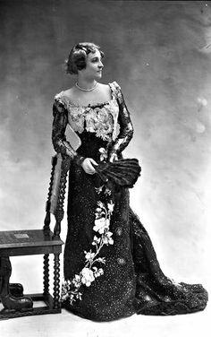 Marthe Heben Maison Bouée, 1901.