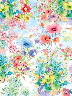 Liz Yee - Floral Pattern