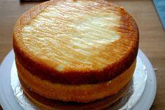 Dulce de Leche Cake with Caramel Buttercream   Home cooking