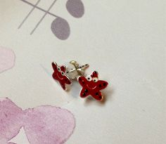 Starfish Earrings, £5.49