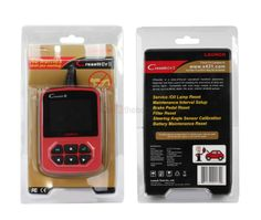 Elaborately packed professional Service Lamp Reset device Launch CResetter II Release Oil Lamp Reset tool $144.00 http://www.autointhebox.com/launch-cresetter-ii-release-lamp-reset-tool-oil-x431-cresetter-2-light-reset_p2826.html #OBD2