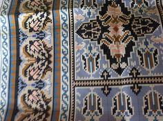Gallery.ru / Фото #192 - 2016 - ergoxeiro Cross Stitch Embroidery, Cross Stitch Patterns, Stitch Design, Needlepoint, Bohemian Rug, Applique, Carpet, Quilts, Blanket