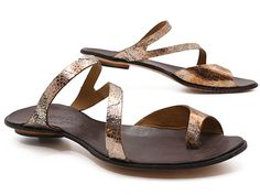 One of the best sandals of the summer, the Cydwoq Bazaar is ready to match your dazzling personality! xo, Ped Shoes.