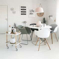 Dining room inspiration | Normann Copenhagen Block side table available at www.istome.co.uk