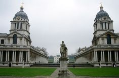 Old Royal Naval College.  Loved watching the 9th Doctor (Chris Eccleston) tear it up as the bad guy in Thor 2!