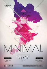 Minimal Flyer (styleWish studio) Tags: white house abstract geometric modern club poster design flyer triangle graphic geometry album style minimal clean future electro techno pure minimalistic futuristic stylish clubflyer partyflyer houseflyer whiteflyer graphicriver modernflyer minimalparty minimalflyer geometricflyer graphictemplatestylewishprintprint templatecreativeinspirationenvatomarketpsdpsd