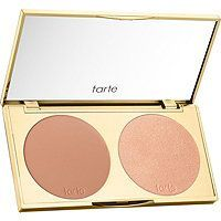Tarte Online Only Double Duty Beauty Don't be Afraid to Dazzle Contour and Highlight Palette Highlighter Makeup, Contour Makeup, Bronzer, Beauty Makeup, Eye Makeup, Makeup Tarte, Highlighters, Makeup Kit, Makeup Products