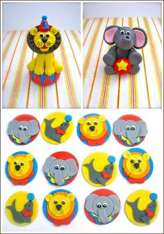 Edible Details Cupcake Toppers Giveaway