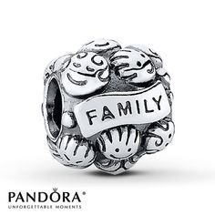 Pandora Charm Love & Family  Sterling Silver(I have this one)
