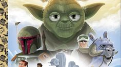 STAR WARS Movies to be Little Golden Books